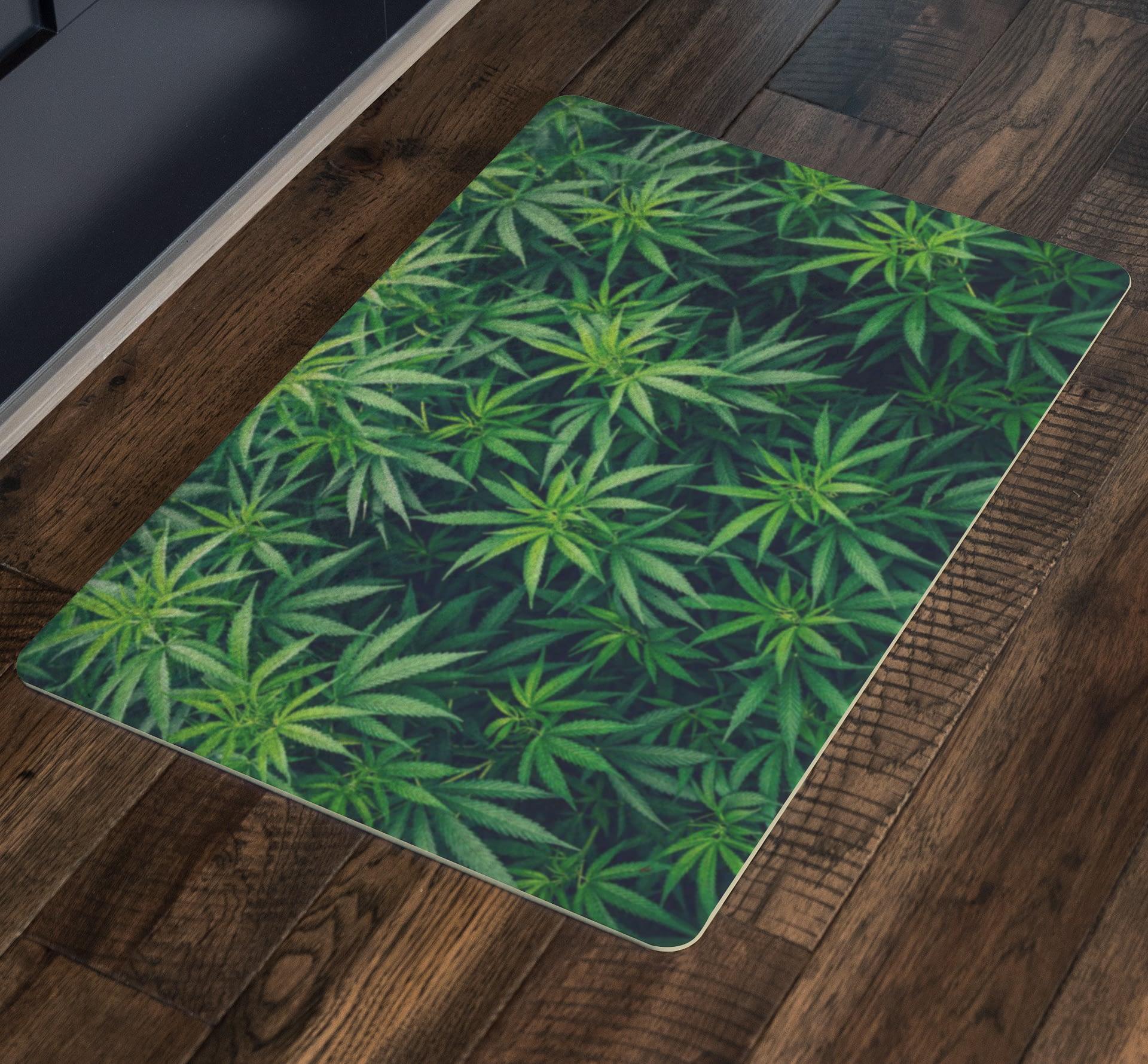 My Cannabis Door Mat