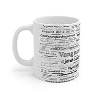 Word Cloud Mug