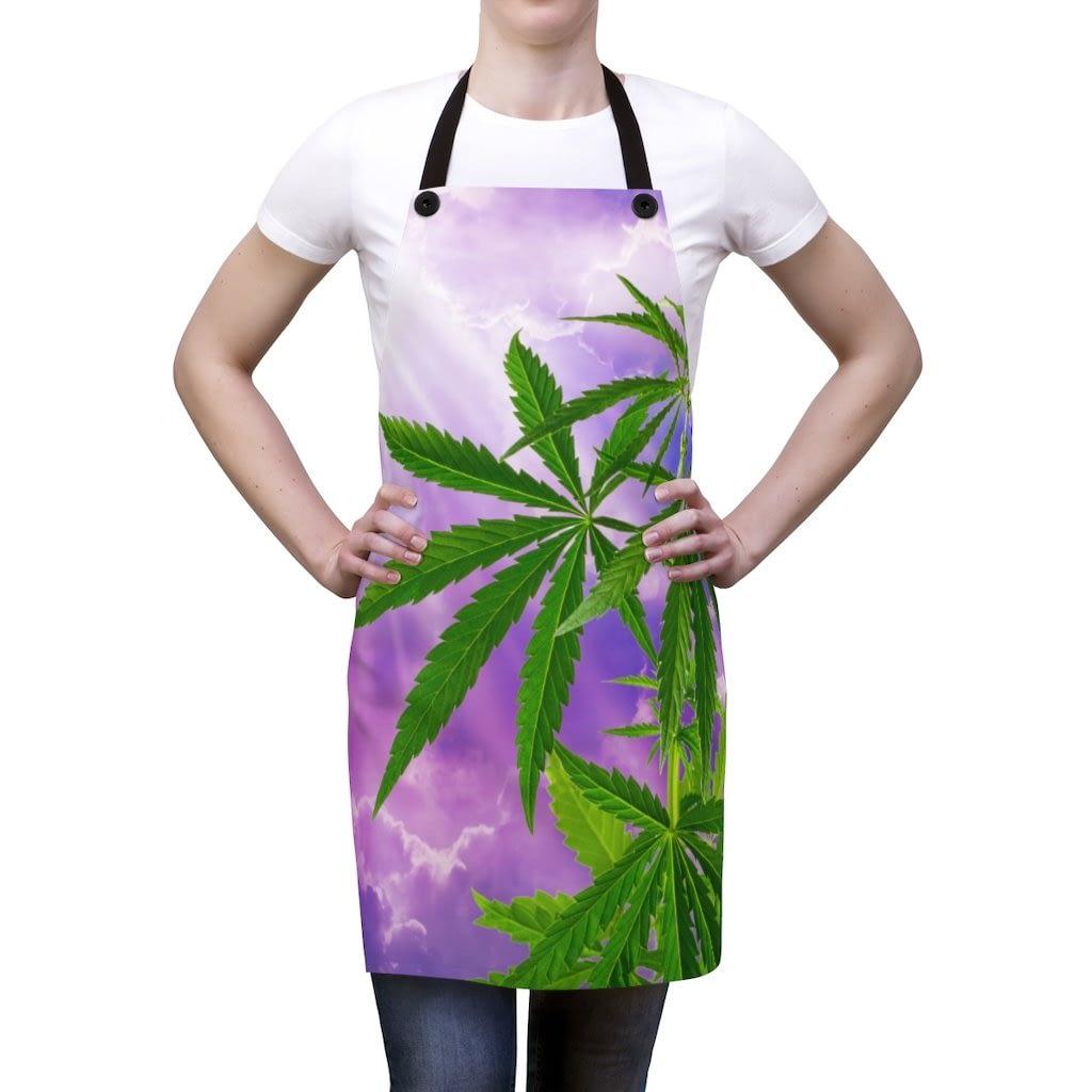 Sogno Di Cannabis Apron