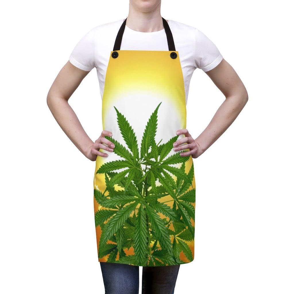 Bella Alba Cannabis Apron