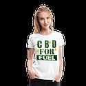 CBD For Fuel Ladies Top