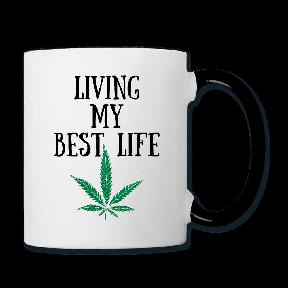Living My Best Life Mug