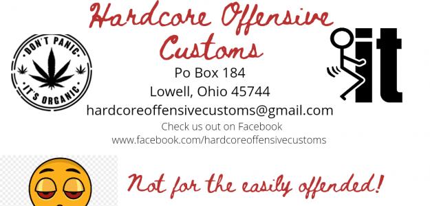 Hardcore Offensive Customs