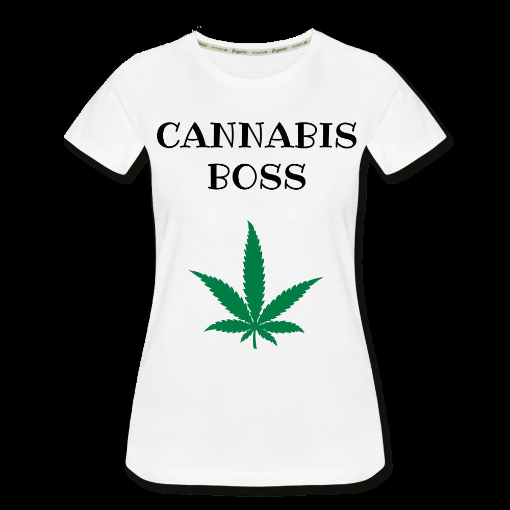 Boss Mom Premium Organic T-Shirt