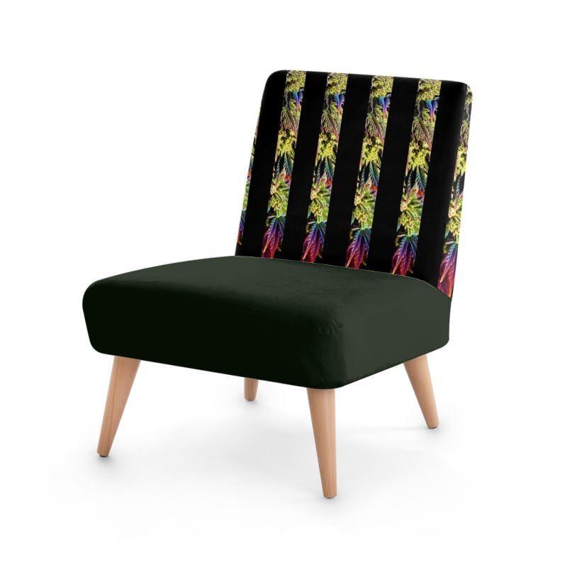 My Rainbow Cannabis Designer Chair